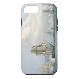Sir Sidney Smith's (1764-1840) Squadron engaging a iPhone 8/7 Case