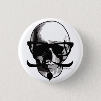 Sir Skull Button