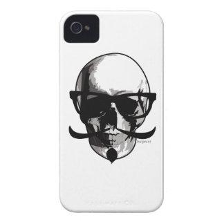 Sir Skull Case iPhone 4 Case-Mate Case