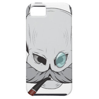 Sir Skull Cool iPhone Case iPhone 5 Cover