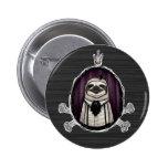 _sir slothington pinback buttons