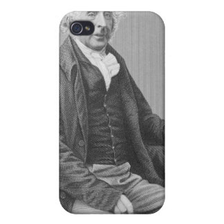 Sir Tatton Sykes Cover For iPhone 4
