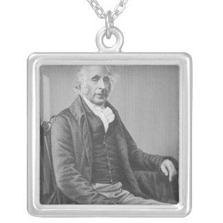 Sir Tatton Sykes Silver Plated Necklace