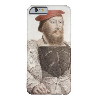 Sir Thomas Boleyn (1477-1539) engraved by Francesc Barely There iPhone 6 Case