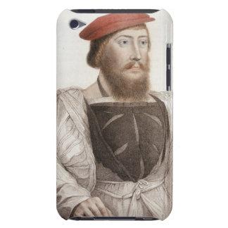 Sir Thomas Boleyn (1477-1539) engraved by Francesc iPod Touch Cover