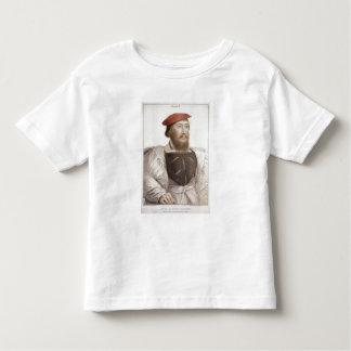 Sir Thomas Boleyn (1477-1539) engraved by Francesc Toddler T-Shirt