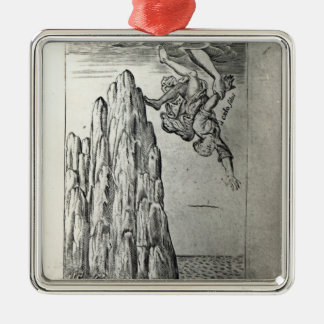 Sir Thomas Browne, 1645 Christmas Ornament