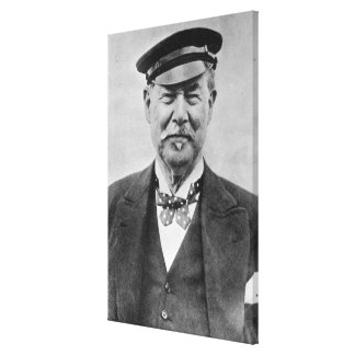 Sir Thomas Lipton Canvas Print