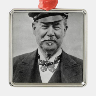 Sir Thomas Lipton Christmas Ornament