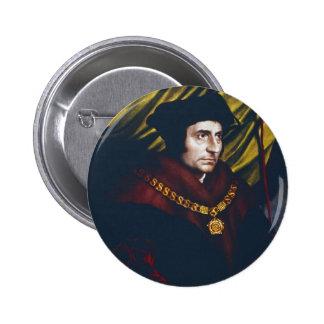 Sir Thomas More 6 Cm Round Badge
