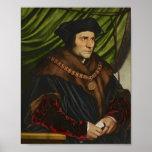 Sir Thomas More Painting Poster