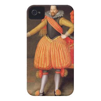 Sir Thomas Winne, c.1615 (oil on canvas) iPhone 4 Cases