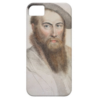 Sir Thomas Wyatt (c.1503-42) engraved by Francesco Barely There iPhone 5 Case