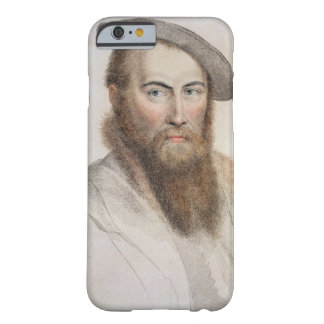 Sir Thomas Wyatt (c.1503-42) engraved by Francesco Barely There iPhone 6 Case