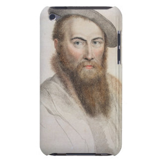 Sir Thomas Wyatt (c.1503-42) engraved by Francesco Case-Mate iPod Touch Case
