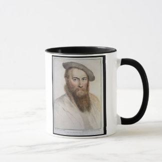 Sir Thomas Wyatt (c.1503-42) engraved by Francesco Mug