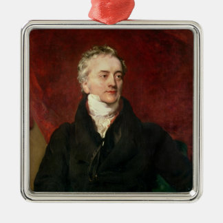 Sir Thomas Young MD, FRS Christmas Ornament
