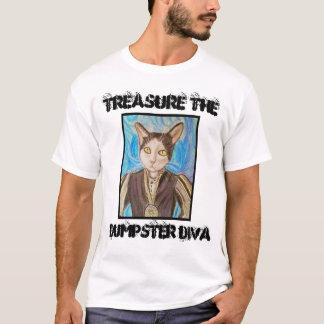 Sir Treasure the Dumpster Diva T-Shirt