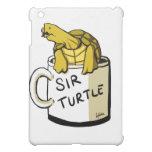Sir turtle iPad mini cases