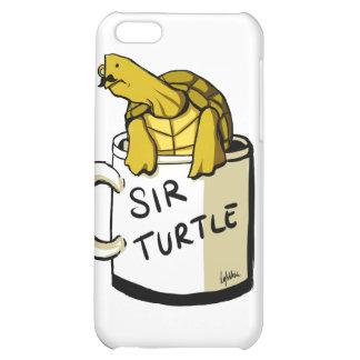 Sir turtle iPhone 5C case