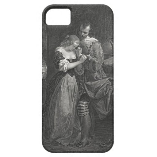 Sir Walter Raleigh 1618 iPhone 5/5S Case