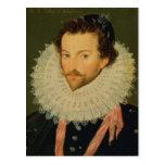 Sir Walter Raleigh 2 Postcard