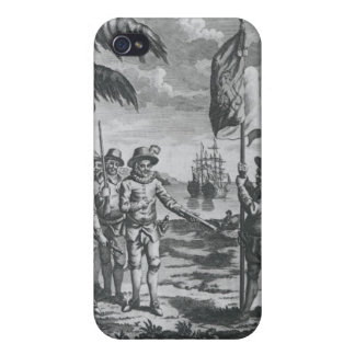 Sir Walter Raleigh iPhone 4 Covers