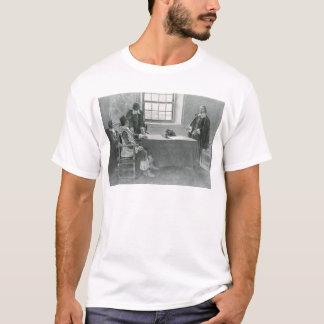 Sir William Berkeley Surrendering T-Shirt