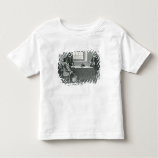 Sir William Berkeley Surrendering Toddler T-Shirt