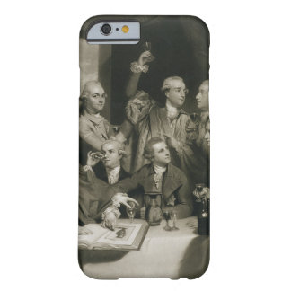 Sir William Hamilton (1730-1803) with other Connoi Barely There iPhone 6 Case