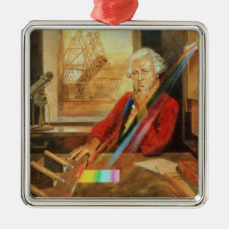Sir William Herschel Christmas Ornament