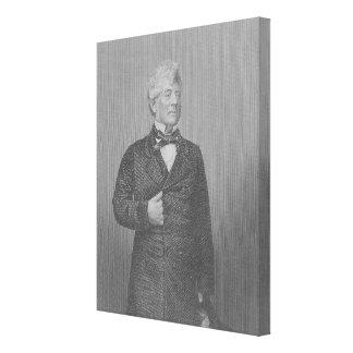 Sir William Shee Canvas Print
