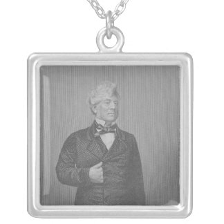 Sir William Shee Silver Plated Necklace