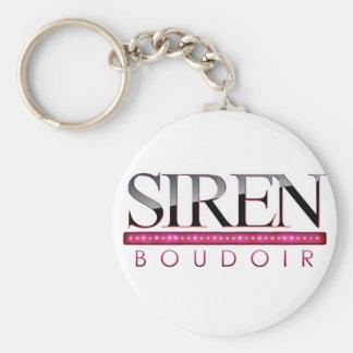 Siren Boudoir Photography by Melanie Ramiro Key Chain