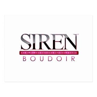 Siren Boudoir Photography by Melanie Ramiro Postcard