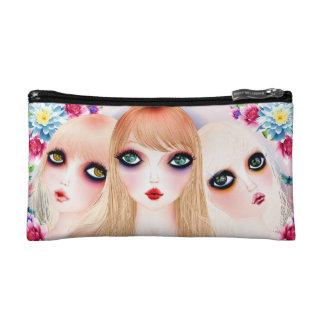 Sirens Makeup Bags