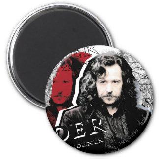 Sirius Black 6 Cm Round Magnet