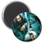 Sirius Black and Bellatrix Lestrange 6 Cm Round Magnet