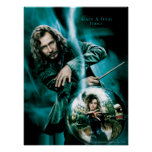 Sirius Black and Bellatrix Lestrange Posters