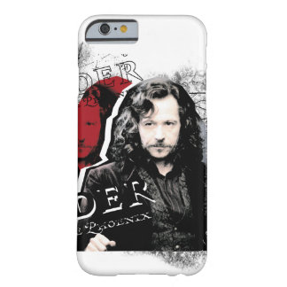 Sirius Black Barely There iPhone 6 Case