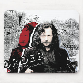 Sirius Black Mouse Mat