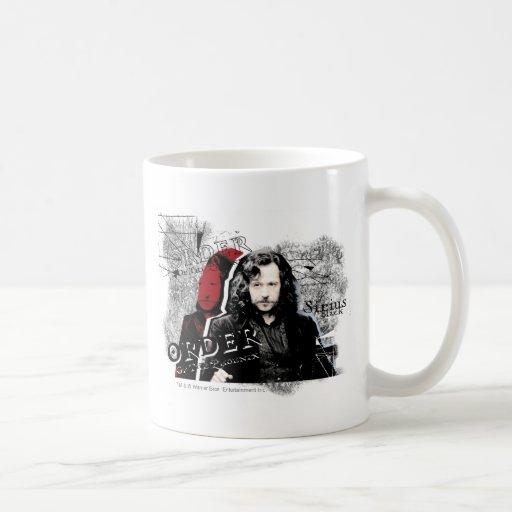 Sirius Black Coffee Mugs