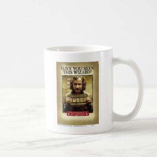 Sirius Black Wanted Poster Basic White Mug