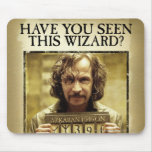 Sirius Black Wanted Poster Mousepads