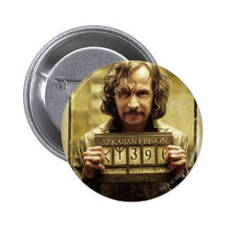 Sirius Black Wanted Poster Pins