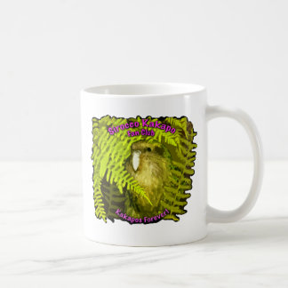 Sirocco in the Ferns Coffee Mug