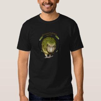 Sirocco Kakapo Fan Club Shirts
