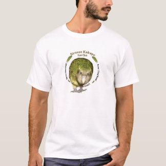 Sirocco Kakapo Fan Club T-Shirt