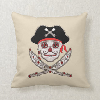 Sisal Pirate Cushion