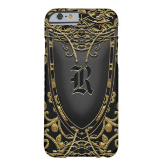 Sisphere Classic Monogram Barely There iPhone 6 Case